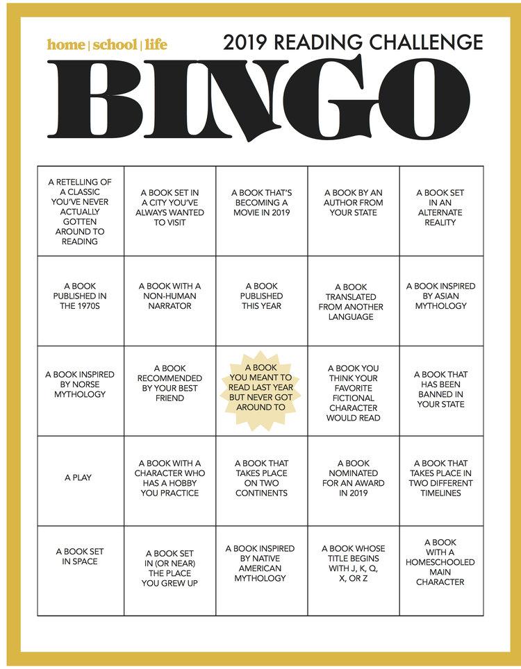 bingo-2019challenge